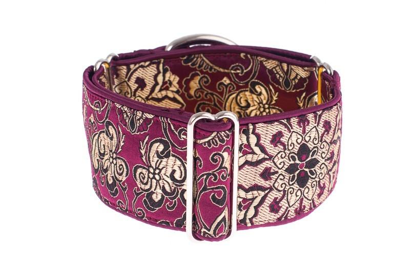 Luxusní obojek pro psy - Chris purple